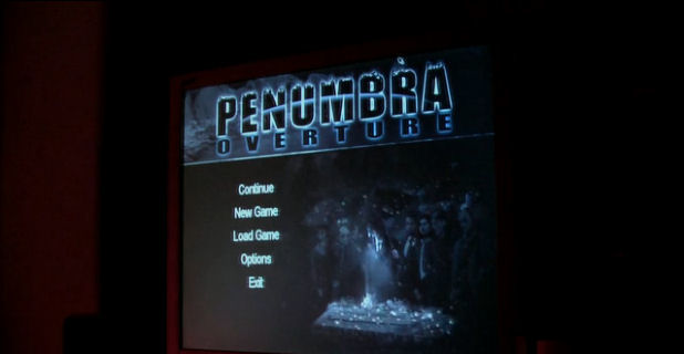 Penumbra Title Screen